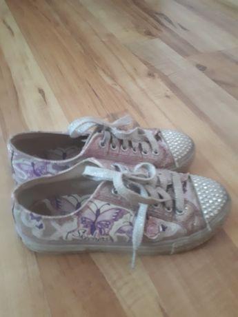 Buty Skechers dla dziewczynki rozm. 33.5