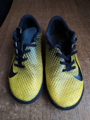 Отличные Детские Сороконожки Nike JR BRAVATA II Размер 34
