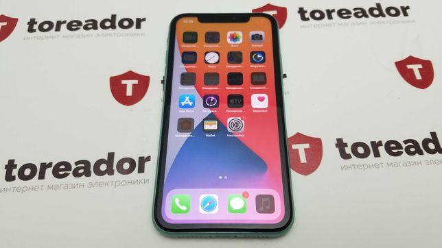 Apple iPhone 11 64gb Green NeverLock Акум 90% Айфон 11 64гб