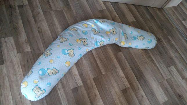 Rogal poduszka podłużna ciążowa