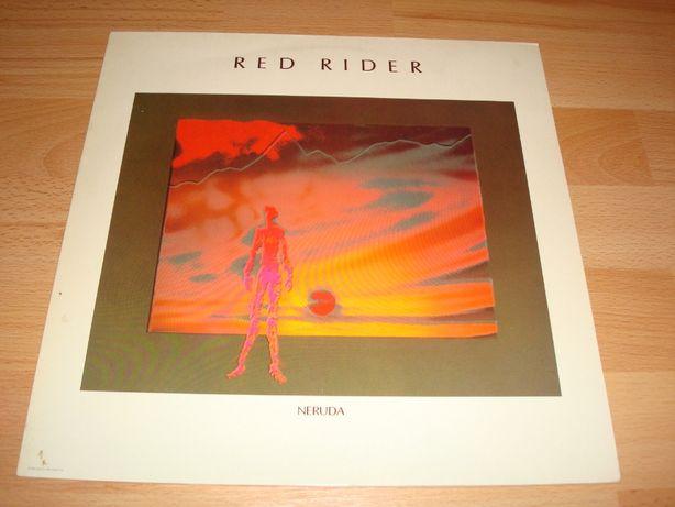 Płyty winylowe Red Rider-Neruda