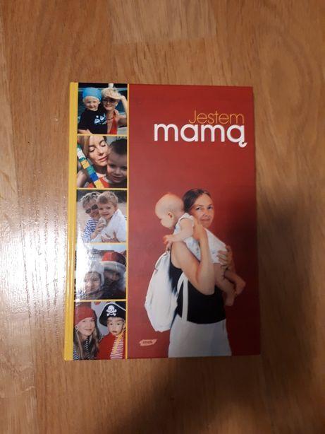 "Książka ""Jestem mamą"""