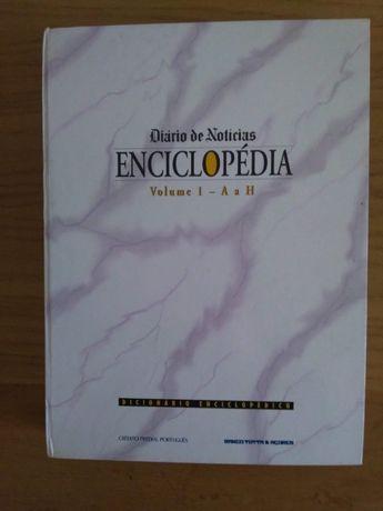 Enciclopédia Diário de Notícias - Volume I
