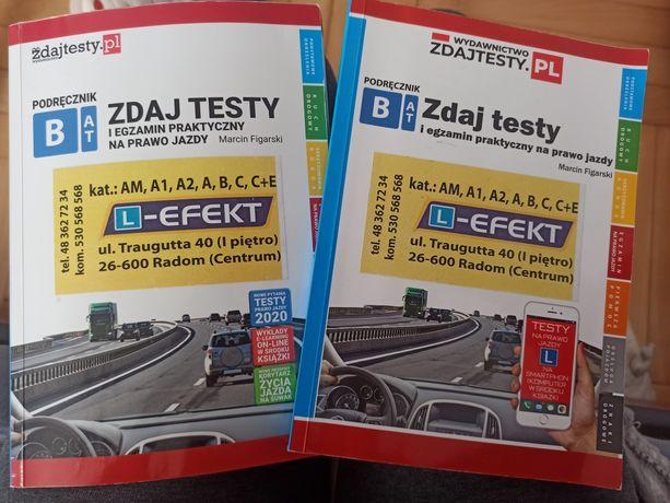 Podręcznik do teorii prawa jazdy B