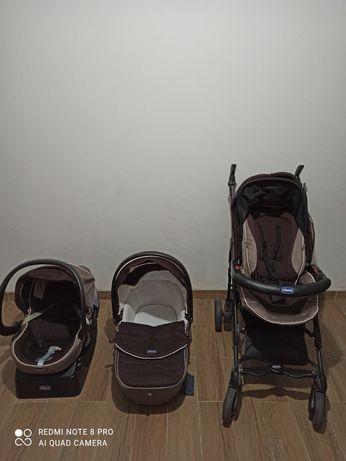 Carrinho bebé Trio Living Chicco