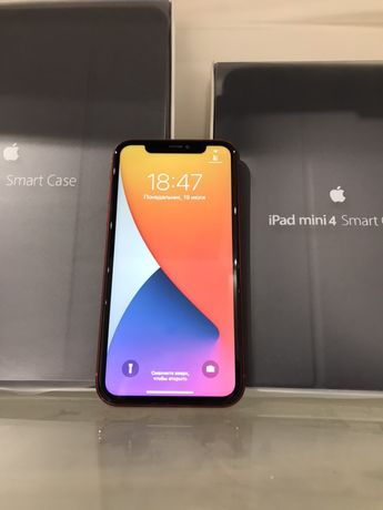 Apple iPhone 11 128Gb. Red N.F. Neverlock