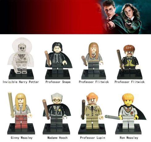 Bonecos minifiguras Harry Potter nº4 - (compativel lego)
