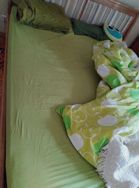Простынь на резинке 140*190 см IKEA