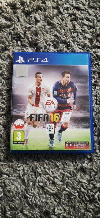 Sprzedam Fifa 16 PS4 Wyszogród - image 1