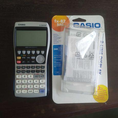 Calculadora gráfica como nova
