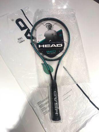 Ракетка для большого тенниса HEAD GRAPHENE 360 + GRAVITY MP