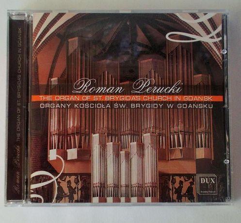 CD Organy kościoła św. Brygidy Roman Perucki
