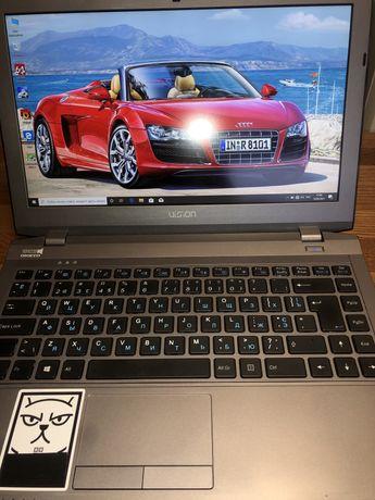 Игровой ноутбук Vision W230ST (i7/256SSD/12Gb/GTX765M)
