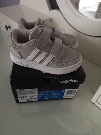 Buty dziecięce sportowe Adidas rozmiar 24