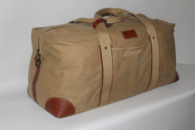 Weekendowa torba podróżna