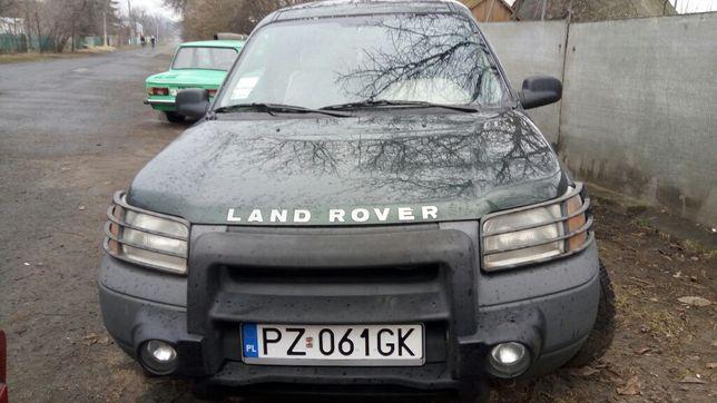 land rover free lender 2.0 tdi по запчастям