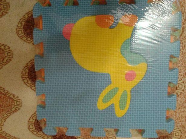 Ігровий коврик мозаїка
