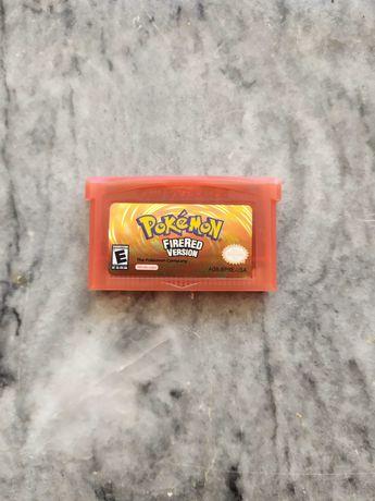 Jogo Pokémon Fire Red