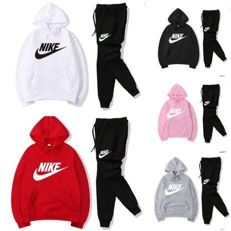 Dres zestaw bluza z kapturem spodnie Nike  s m l xl xxl