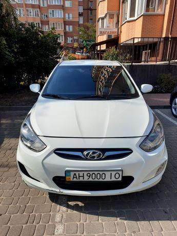 ПРОДАМ Hyundai Accent 2012 1.6 AT Хюндай