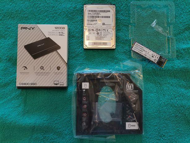 Disco HD / SSD / 2M/ Caddy
