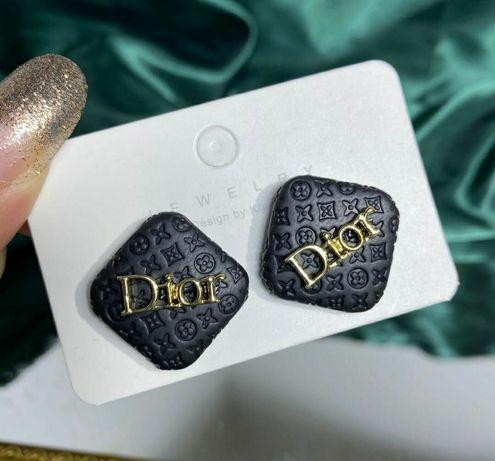 Kolczyki Dior