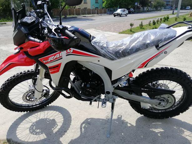 New 2020, Мотоцикл Voge Loncin Lx250-3G DS2