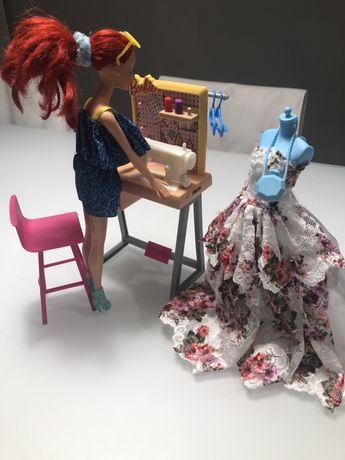 Barbie krawcowa