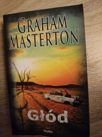 """Głód"""" Graham Masterton"""