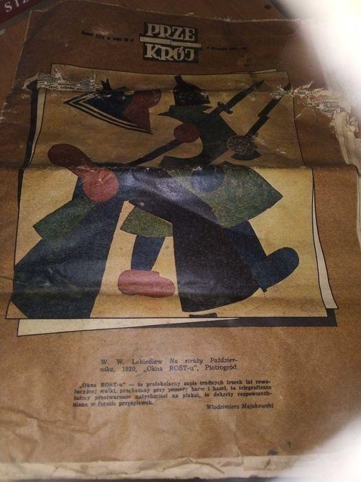 """Mam do sprzedania stara gazete """"prze krój"""" z 1987roku Rzeszów - image 1"""