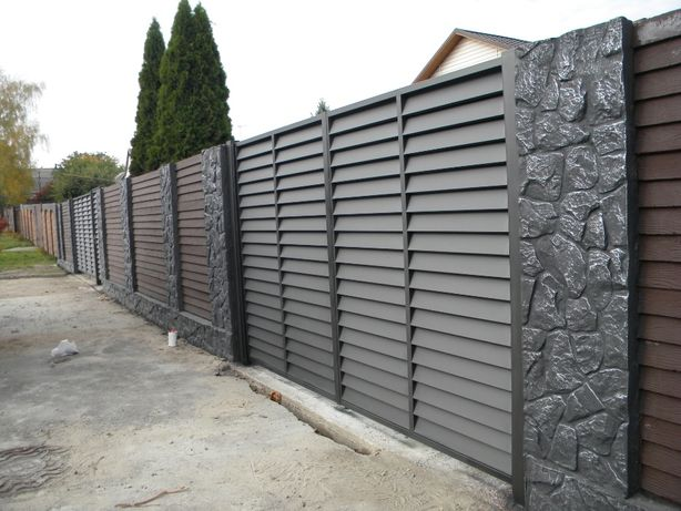 Изготовление металлоконструкций: ворота, навесы, заборы, двери
