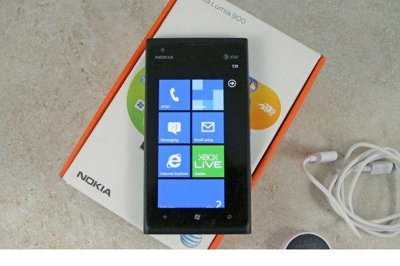 Продам Nokia Lumia-900 оригинал