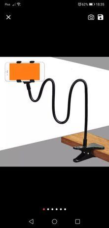 Nowy uchwyt do tel. Uniwersalny leniwy uchwyt na telefon  elastyczne r