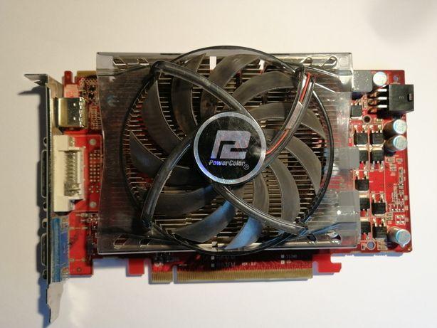 Видеокарта Power Color AX 5770 1 GB DDR 5