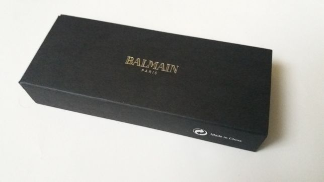 Pudełko BALMAIN na długopis / pióro