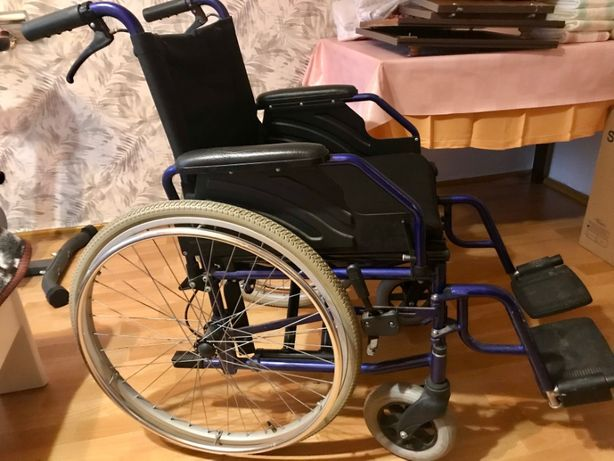 Wózek inwalidzki na sprzedaż