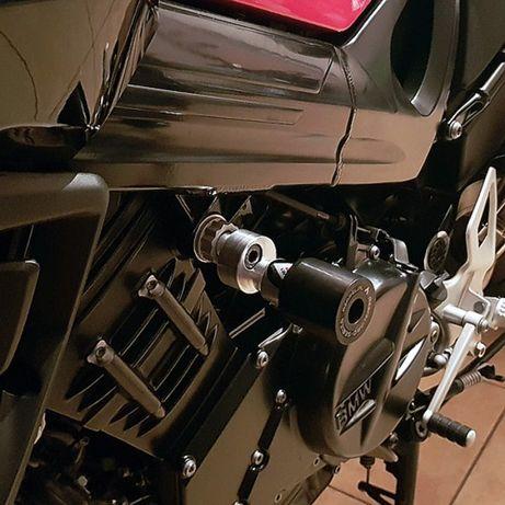 CRASH PADY DWUŚRUBOWE Honda CB 600 CB 900 Hornet CBR 954 919 F3 F4