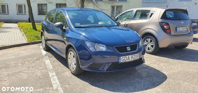 Seat Ibiza Seat Ibiza 1.0