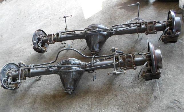 МОСТ 48:11 46:11 задний Чулок Volkswagen Crafter Крафтер Sprinter w906