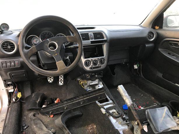 Subaru impreza WRX 2004 - przekładka komplet + buda + instalacja
