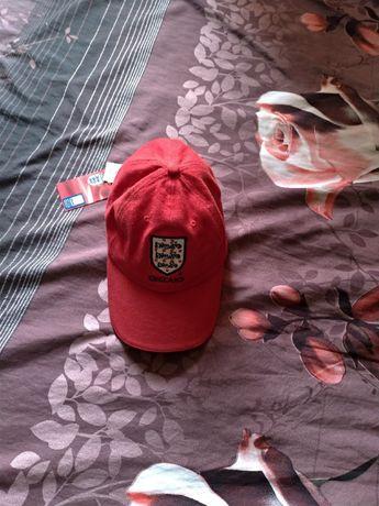 кепка-бейсболка England