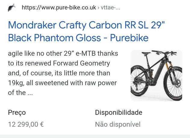 Mondraker crafty RRSL Ebike enduro