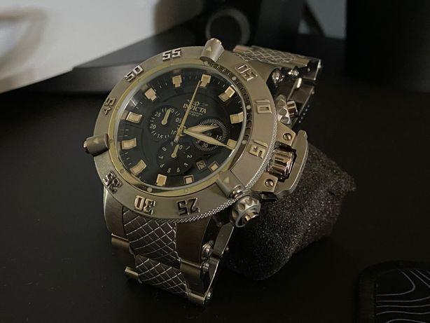 Relógio INVICTA Subaqua III Chronograph