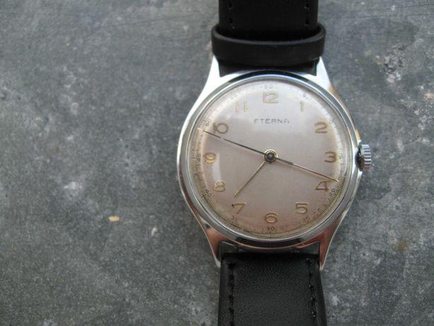 zegarek eterna klasyczna lata 40-50