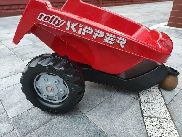 Rolly Toys, przyczepa Kipper