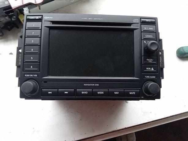 Radio nawigacja Grand Cherokee 3.0 CRD