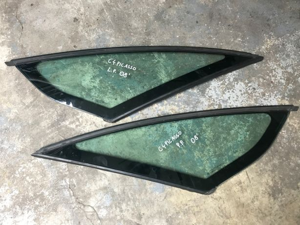Szyba karoseryjna trójkąt 07' 08' Citroen C4 Picasso