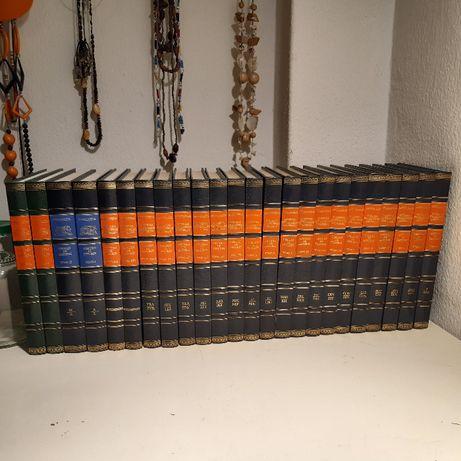 Lexicoteca 24 Livros Círculo de Leitores Anos 80