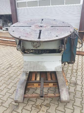 Pozycjometr Spawalniczy obrotnik obrotnica manipulator stół 1500 kg