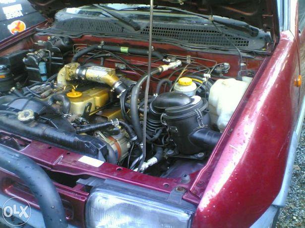Nissan Terrano 27.td Motor Caixa